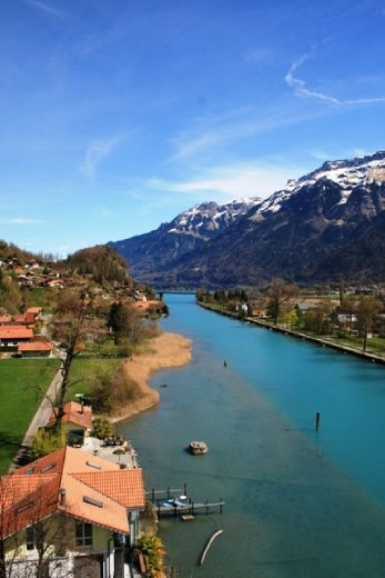 The River Aare