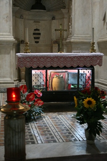 Crypt of Saint Nicholas. In otherwords