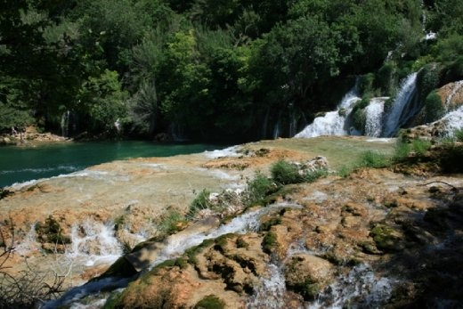 Due to the wealth and variety of geomorphological forms, vegetation, and the various effects caused by the play of light on the whirlpools, Skradinski buk is considered to be one of the most beautiful calcium carbonate waterfalls in Europe.