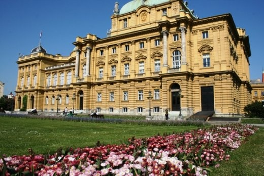 Croatian National Theatre of Zagreb