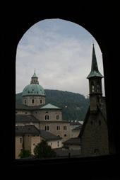 View of the cathedral from the catacombs: by drmitch, Views[132]