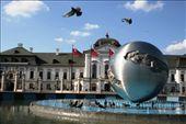 Grassalkovich Palace - residence of the president of Slovakia.: by drmitch, Views[127]