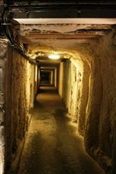 Wandering through the passages of the mine which continuously produced table salt from the 13th century until 2007 as one of the world's oldest operating salt mines, : by drmitch, Views[262]