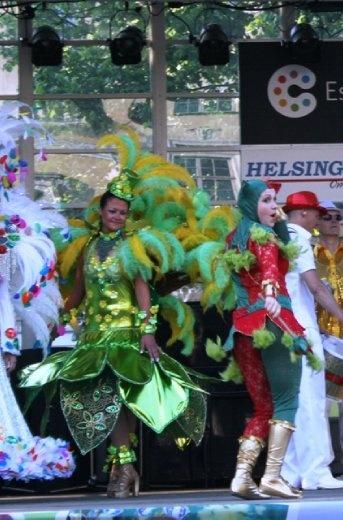 Samba Festival in Helsinki