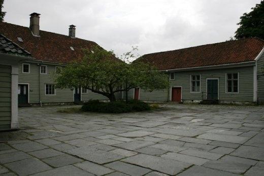 Old leprosy hospital