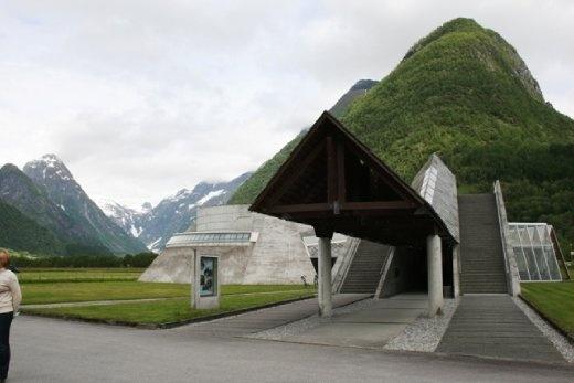 The glacier museum