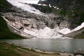 Boyabreen, an arm of the massive Jostedalsbreen glacier: by drmitch, Views[116]