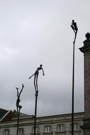 Random statues in town
