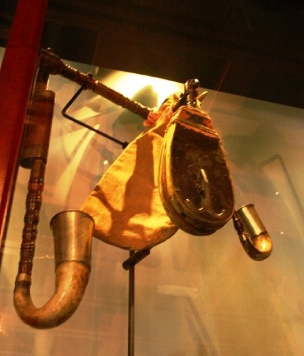 Some of the crazy instruments in the museum