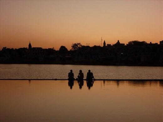 Power cut - Jodhpur, India
