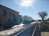 Lamy station, New Mexico: by ecrivain, Views[1135]