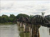 Kanchanaburi,Bridge over the river kwai: by eddie86, Views[129]