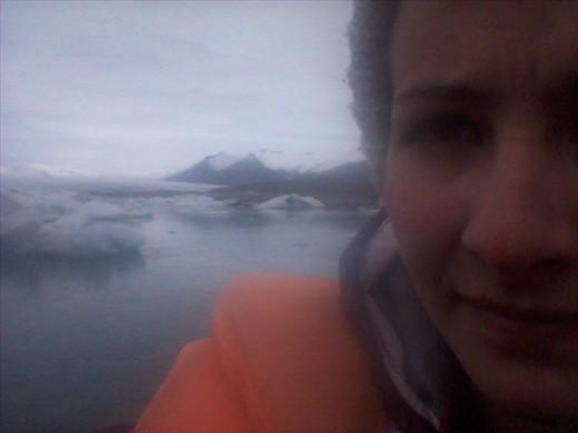 Boats trip on the Glacier Lagoon