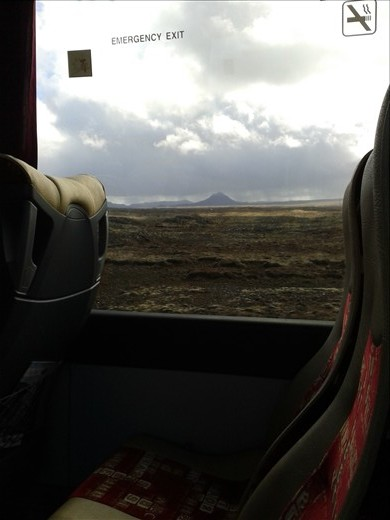 On the road again, Iceland
