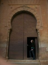 Me, checking out the Alhambra.: by eitakg917, Views[157]