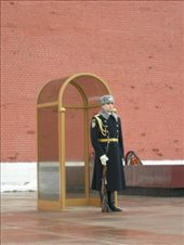 Guard duty, Moscow style!: by ejkaplan51, Views[124]