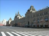 GUM store Red Square. Definitely for the well-heeled!: by ejkaplan51, Views[87]