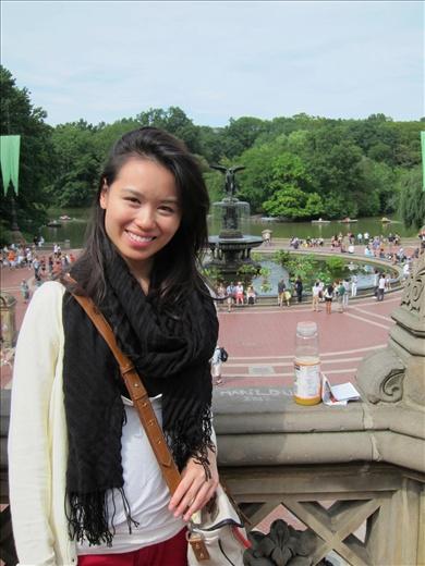 NY Central Park 2012