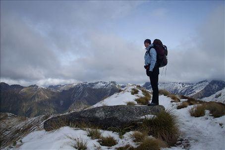 julie on the kepler ridge