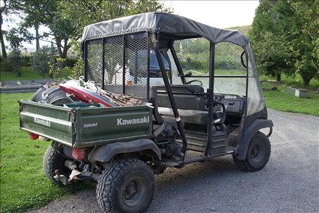 what we used to get around on the farm