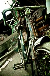 Old bike: by eliasphotojournal, Views[294]