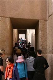 Ancient hallways once filled with tourists, now remain empty.: by elina, Views[62]