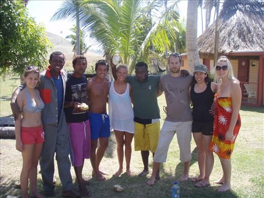 Nacula Island Folks