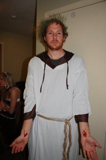 So I was Jesus.