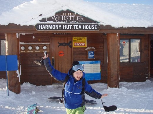 Harmony Hut, with Lauryn
