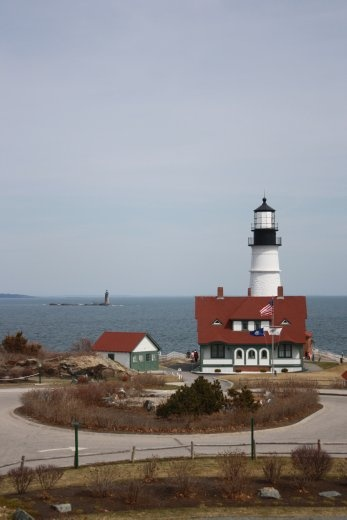 More lighthouse action