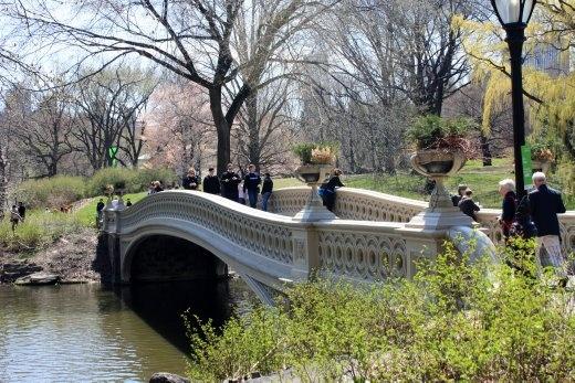 Bow Bridge - We're told its famous