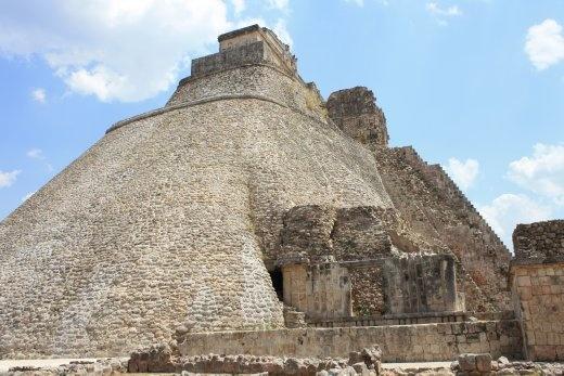 Uxmal, ruins number 3
