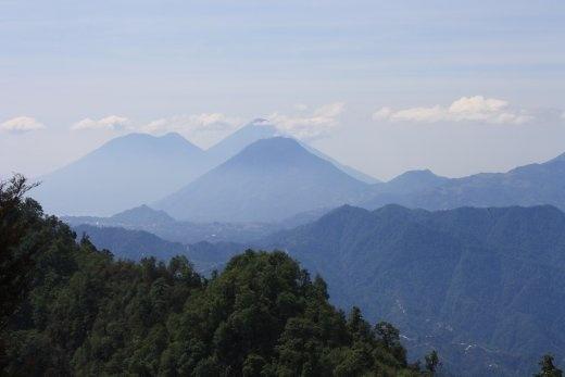 Volcan San Pedro - our final destination