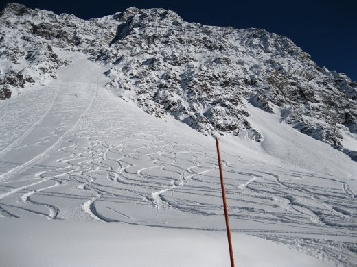 Portillo is limited to only 450 people skiing per day; it means no queues and loads of powder even a day or two after snow