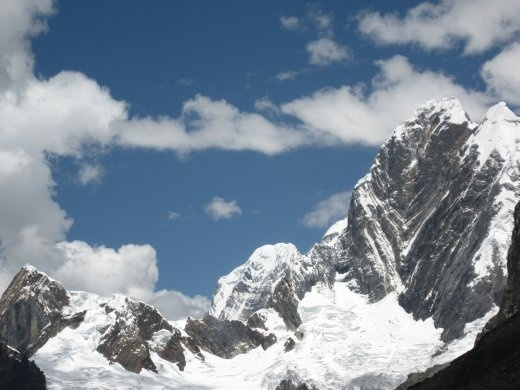 So many amazing glaciers there, but they're amongst the fastest retreating in the world. Its sad.