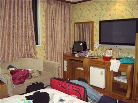 Love Motel room