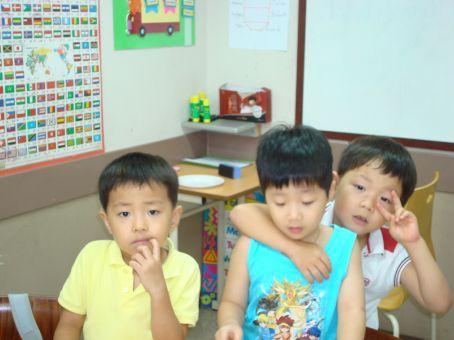 Junghwan, Jonathan, and Tomas.