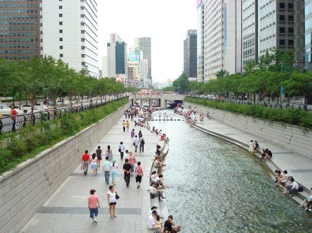 Cheonggecheon