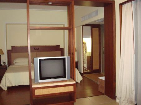 Picture of our hotel room