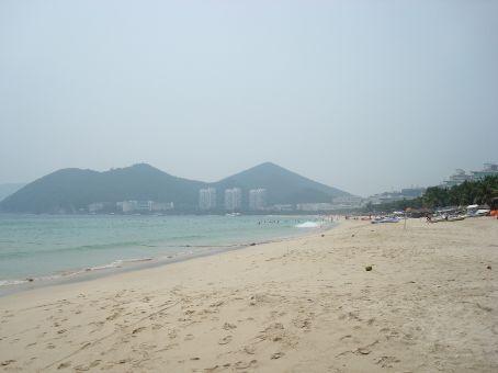 Beach in Sanya