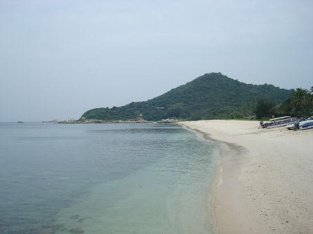 Whuzizhou Island