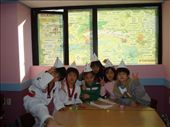 This is my youngest class and the lesson was