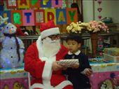 Will and Santa: by ellen, Views[214]