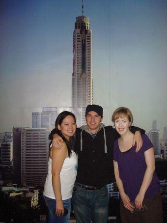 Me, Mark, and Priscilla