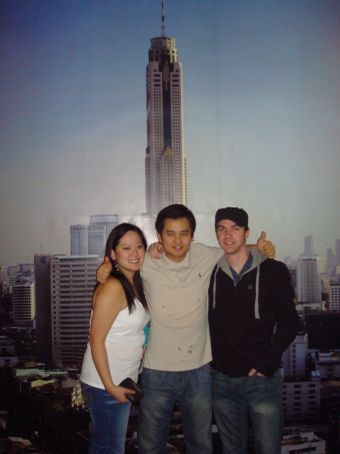 Me, Lim, and Mark