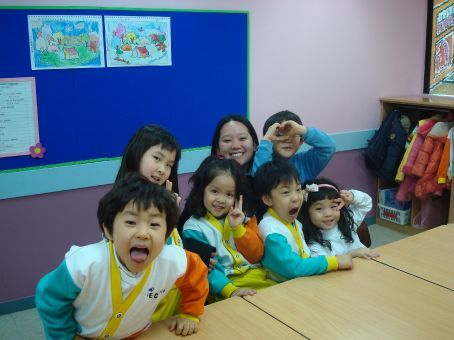 Me and Harvard class. Jeonghwan was being extra feisty that day!!!