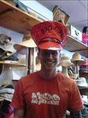 Nice hat Paul! hehe: by ellie, Views[260]