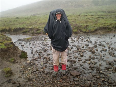 Prepared for a wet day 3 but it wasn't!