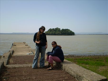Efrat, Hila and Lake Tana