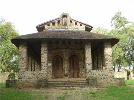 Debra Behrn Selassie Church, Gonder